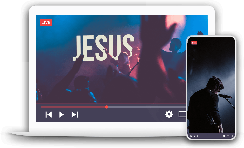 sharefaith-Live-streaming